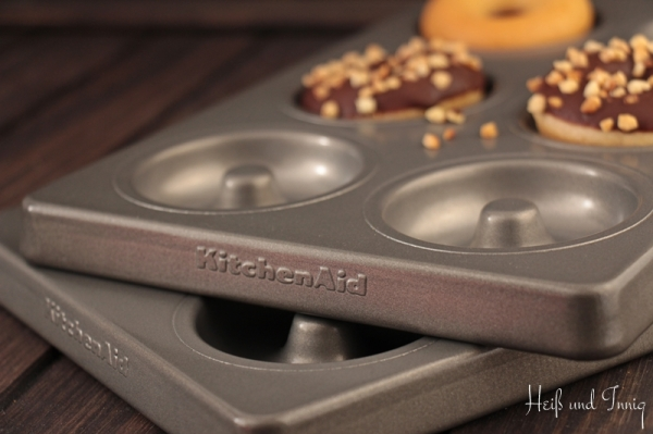 Donut-Form von KitchenAid